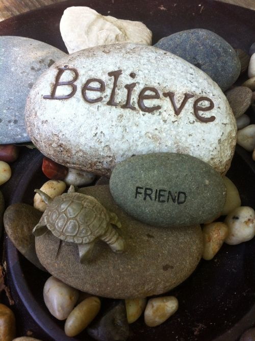 believe friendship happiness