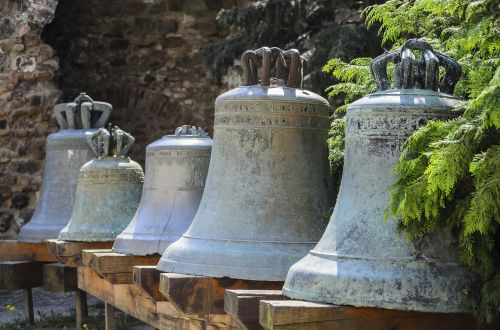 bell casting antique