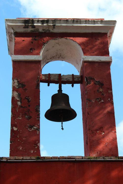 bell bell tower caribbean