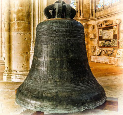 bell church sound