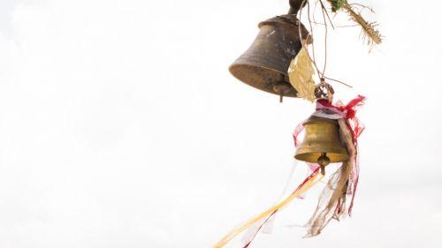 bell temple hanging bells