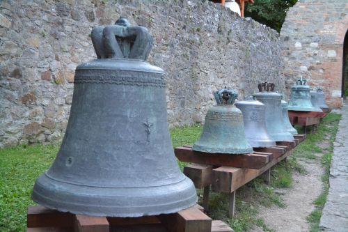 bell bells wall