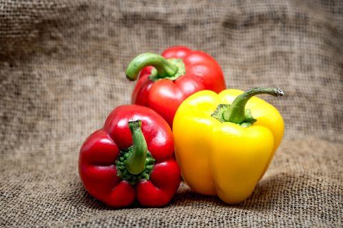 bell pepper red