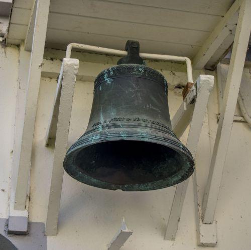bell bronze building