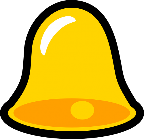 bell yellow metallic