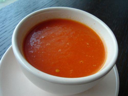 bell pepper soup tomato soup soup