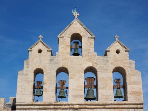 bell tower bells church