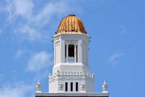 bell tower steeple church