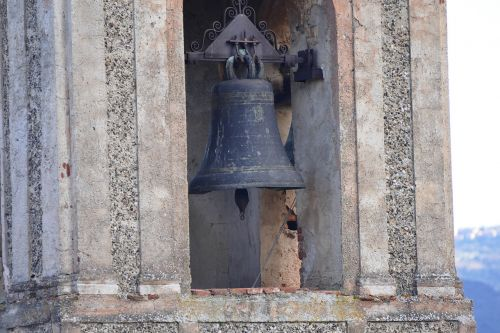 bell tower bell italy