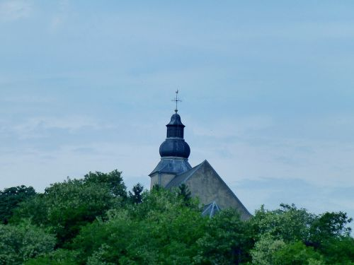 bell tower church moselle