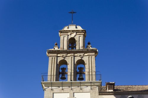 bell tower sword church