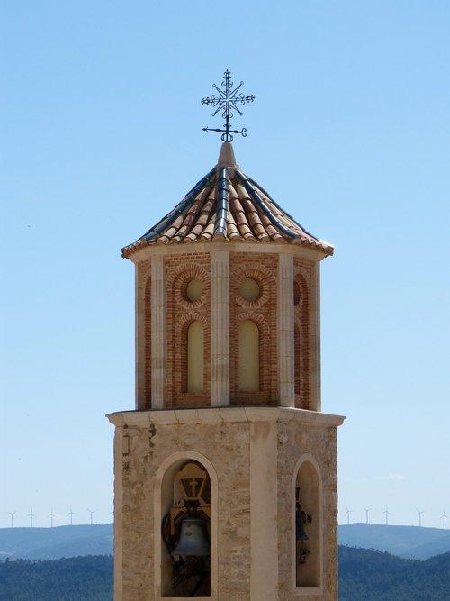 bell tower  mudejar  freemasonry
