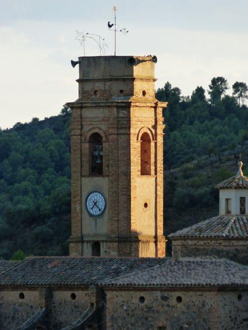 bell tower clock tower