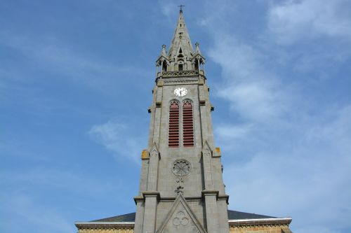 bell tower church photo face pendulum