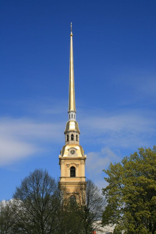 Bell Tower Spire