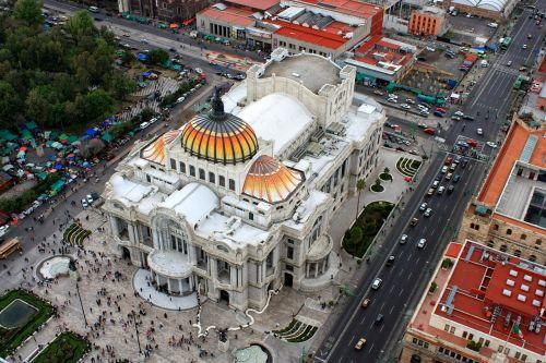 bellas artes mexico city mexico