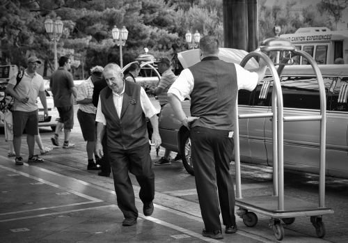 bellman old man hotel