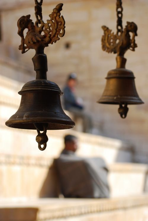 bells sacred india