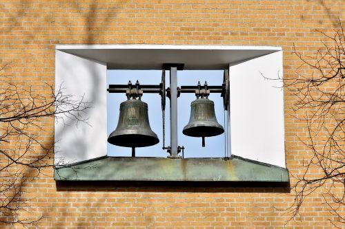 bells church bells bell tower