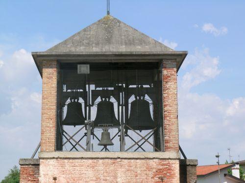 bells monastier treviso campanile