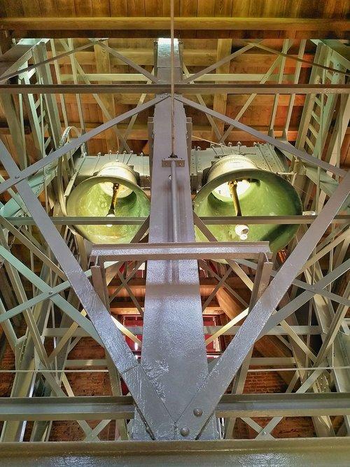 bells  church  steeple