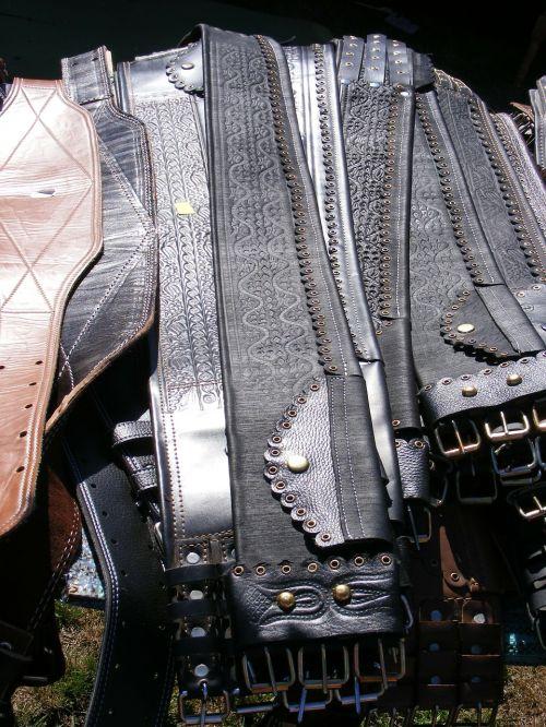 belts girdle handmade