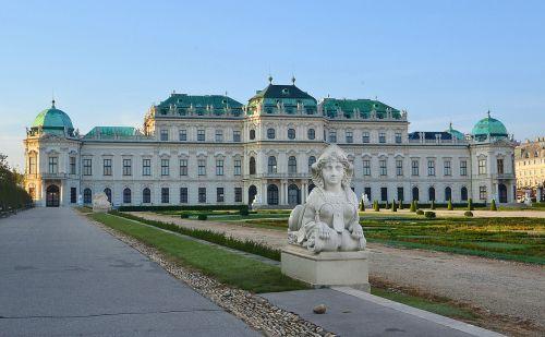 belvedere castle sphinx