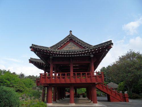 belvedere republic of korea building