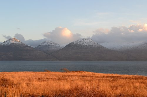 ben moore  isle of mull  mountain