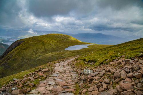 Ben Nevis. Scotland