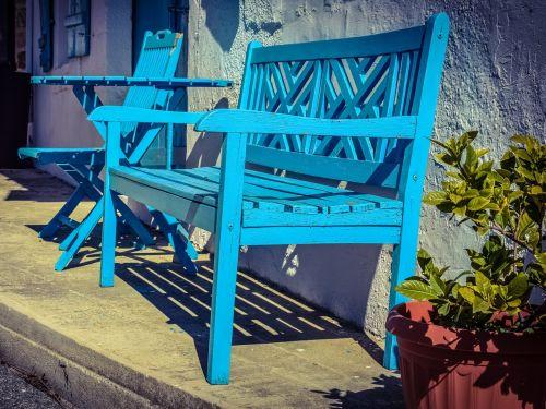 bench shop street