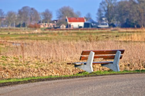 bench wooden bench seat