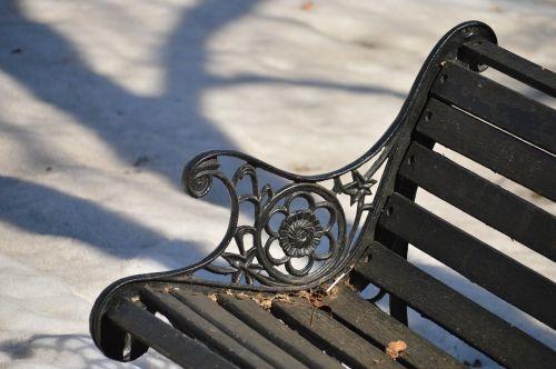 bench sit metal