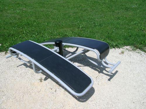 bench club equipment gym