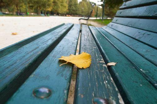 bench fake yellow