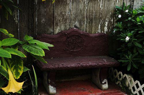 stendas, sėdynė, sodas, atspalvis, šešėliai, keramika, sėdėti, vasara, poilsis, stendas šešėliniame sode