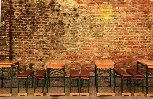 benches  bierbaenke  folk festival