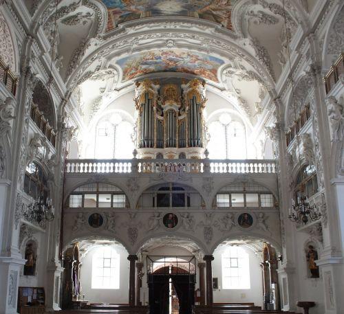 benediktbeuern st benedikt monastery