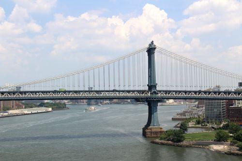benjamin franklin bridge nyc america