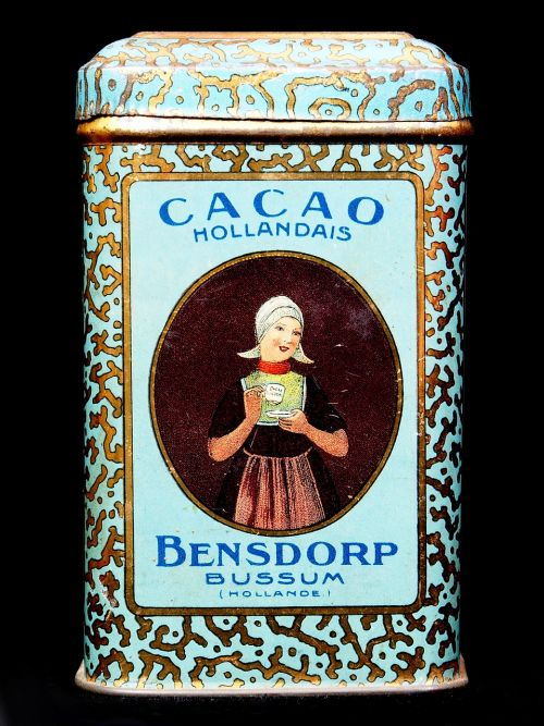 bensdorp cacao box