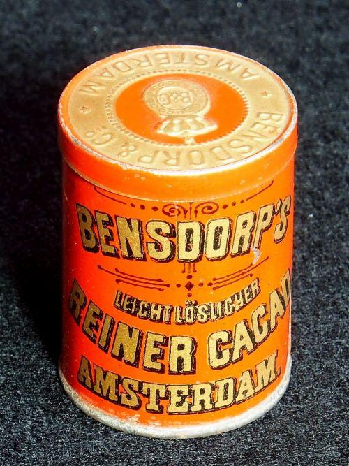 bensdorps cacao box