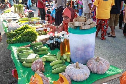 benta  open day  open market