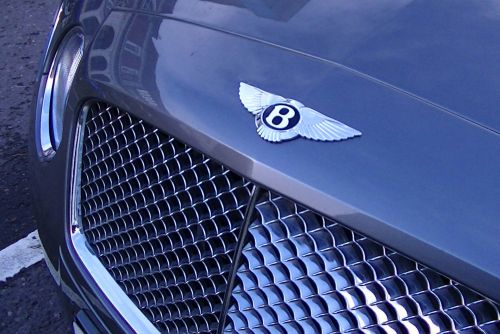 Bentley Car Radiator Grille