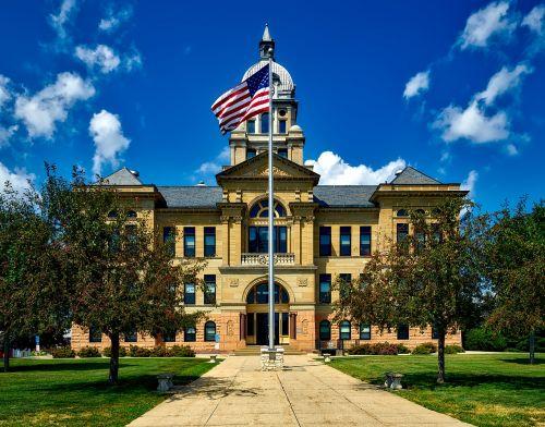 benton county courthouse building