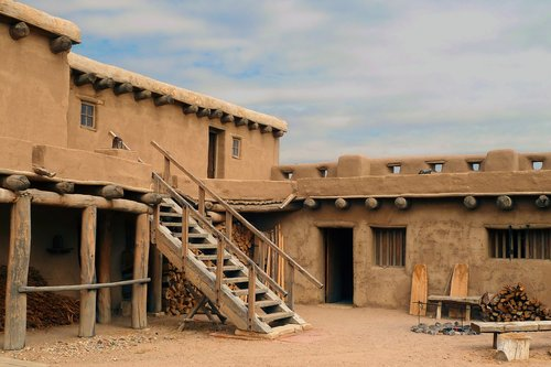 bent's old fort  fort  trading post