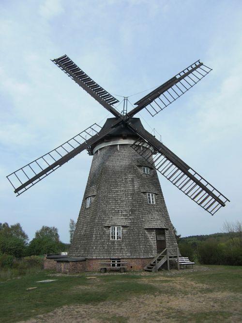 benz windmill usedom