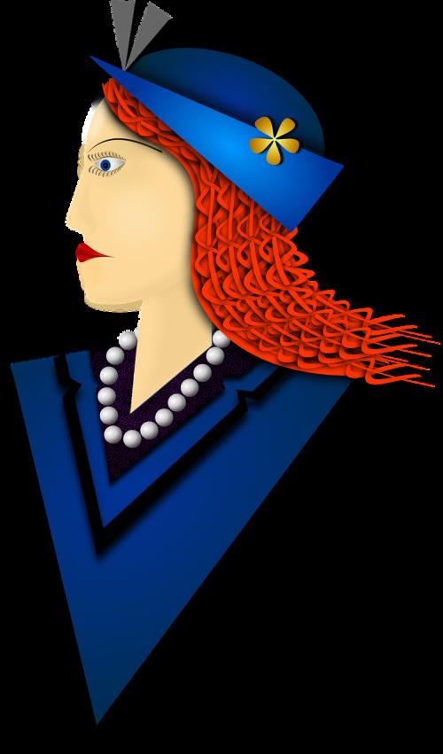 beret lady cap
