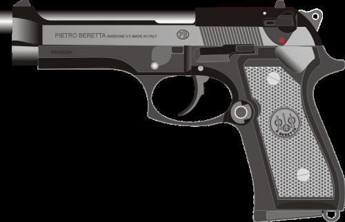 beretta pistol gun