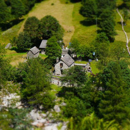 bergdorf verzasca rustico