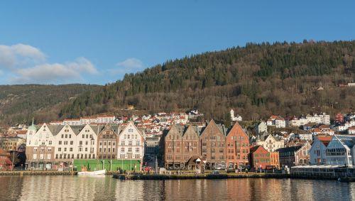bergen norway architecture